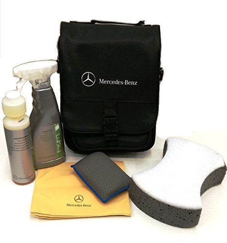 Mercedes-Benz Exterior Car Care Kit
