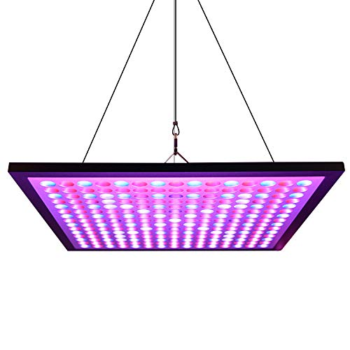 Northpoint LED Pflanzenleuchte Grow-Panel 36W Vollspektrum 225 LED