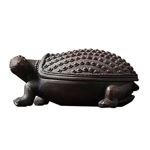 Xuanwu Tortoise Forme Ornements Sculpture Salon Porche Nouvelle Chinois Classique Décoration de La Maison