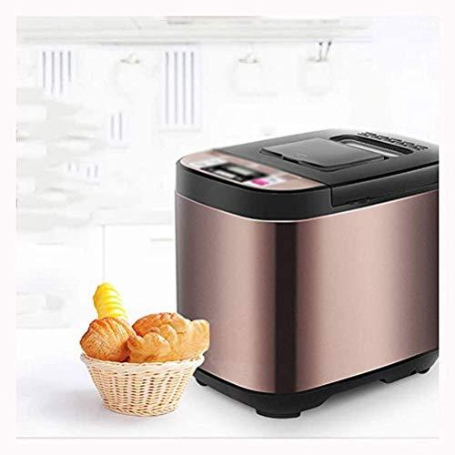 19 220V in 1Bread Maschine, 500W Startseite Automatische Nudel Fermentiert Frühstück Glutenfreies Brot-Maschine, kleines intelligentes Brotmaschine Spread-Fleisch Fließt Multifunktions-Brot-Maschine-M