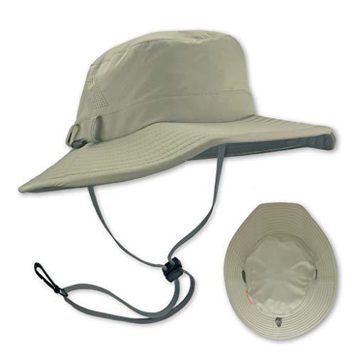 The Condor Performance Sun Hat (Field Khaki, S/M)