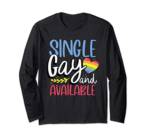 Gay soltero y disponible: conciencia LGBT Manga Larga