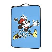 ミニーマウス ノートパソコンケース 13 14 15.6インチ対応 Pc ケース 保護 Pc収納カバン 軽量 持ちやすい Zarker 人気 キャラクター おしゃれ