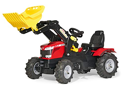 ROLLY TOYS- Tracteur À Pédales, 61 114 0