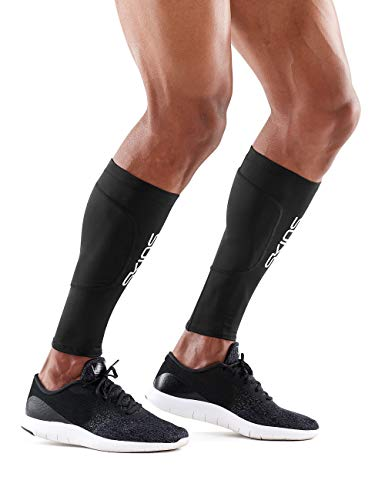 Skins Essentials Sport Calftights, Black, XS - 4