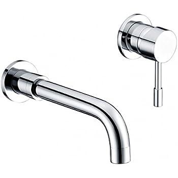 Home Standard® Aspen, Miscelatore monocomando cromato per lavabo, da parete