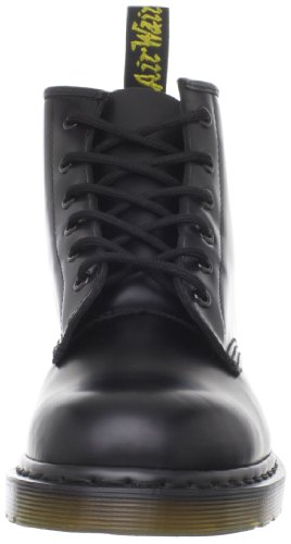 Dr. Martens 101 Smooth 6 Eye Boot , Stivaletti Unisex Adulto