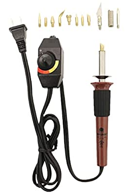 Creative Versa Tool with Versa-Temp Variable Temperature Control & 11 Woodburning Points (Tips)