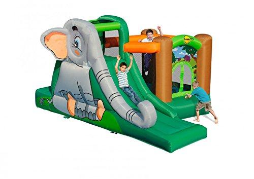Happy Hop- Elephant's Cave, Multicolore, 9274