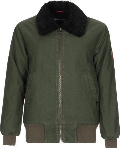 FORVERT Damen Jacket Astana, Olive, L, 503334