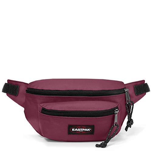 Eastpak Doggy Bag Sac Banane, 27 cm, 3 L, Rouge (Crimson Burgundy)