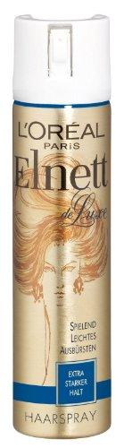 L\'Oréal Paris Elnett de Luxe - Haarspray extra starker Halt 3er Pack (3 x 75 ml)