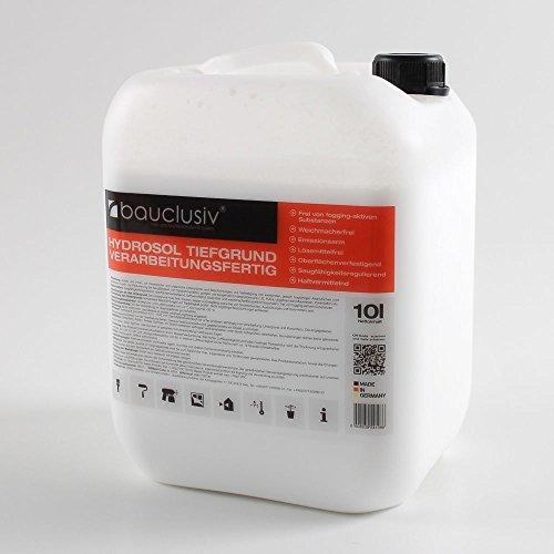 10l bauclusiv Hydrosol Tiefgrund - Profi Qualität