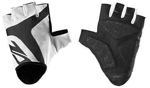 Zanier Erwachsene Depart Handschuhe, Weiß, S