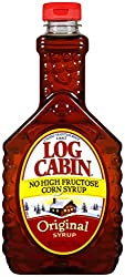Log Cabin Syrup, Original, 24 Ounce