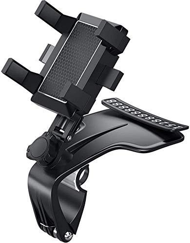 Car Multifunctional Mobile Phone Bracket 360Degree GPS Stand Phone Holders , 3-7 inch Multifunctional Car Navigation Car Phone Navigation Bracket