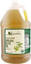 kevala Organic Extra Virgin Olive Oil Gallon, 128 Fl Oz