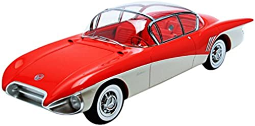 Buick Centurion Concept (rot Weiß) 1956