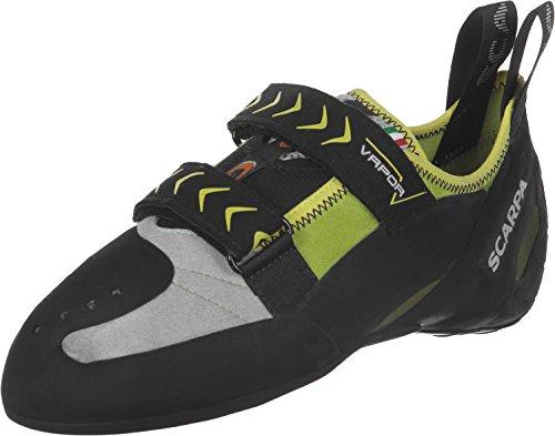 Scarpa Schuhe Vapor V Men 2015 Größe 40 Lime Fluo