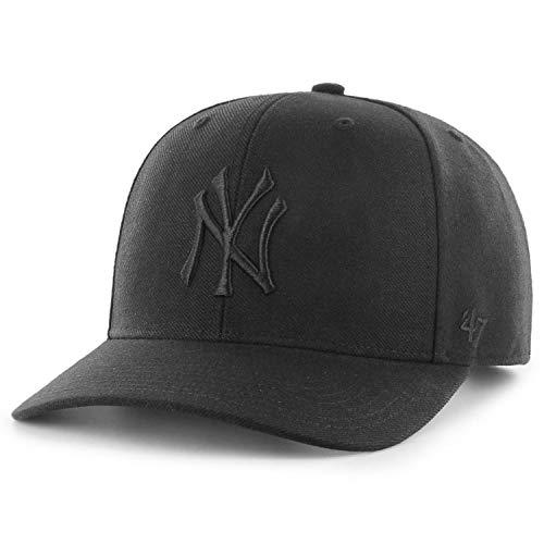 47 Brand Low Profile Cap - Zone New York Yankees schwarz