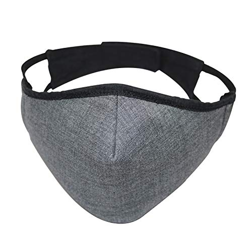 Suracsh Premium reusable Face mask, washable, anti-pollution, uses activated carbon/anti-bacterial...