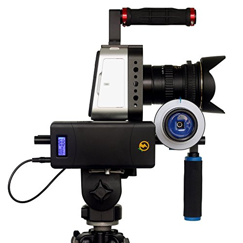 Juicebox Battery for Blackmagic Cameras (Micro, Pocket, Cinema, Production & Video Assist)