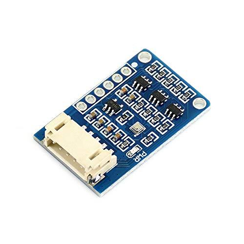 ZJF Componentes de la computadora Accesorios eléctrico De 24 bits HP Módulo de Sensor de presión barométrica Detecta la presión/Temperatura atmosférica Adecuada para los Drones