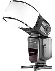 Neewer 10077086, Pro Universal Soft Mini Flash Rebotar Tapa difusora para On Cámara o Off Cámara Difusor Pistola