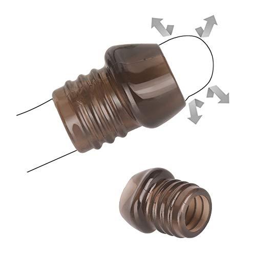 A3 - Dispositivo in silicone per fermare la pelle alla posizione originale per gli uomini