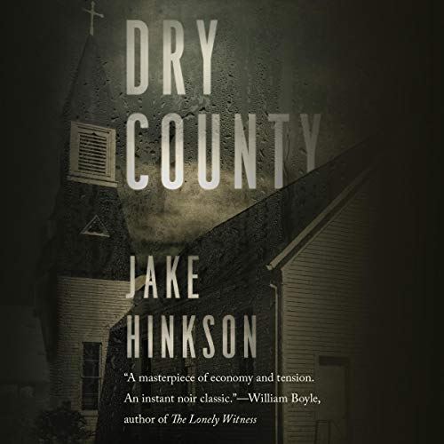 Dry County audiobook cover art