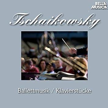 Tschaikowsky: Ballettmusik und Klavierstücke, Vol. 2