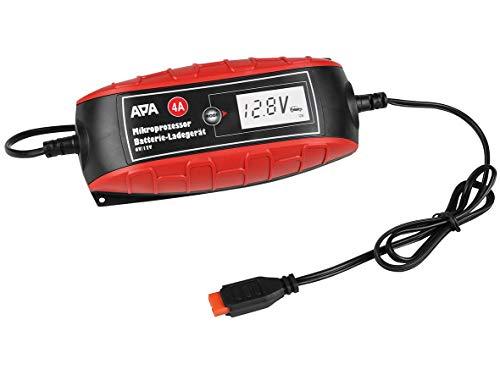 APA 16617 Mikroprozessor Batterie-Ladegerät 6/12 V, 4 A