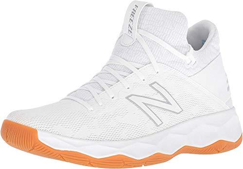 New Balance Herren Freezelx 2.0 Box Lacrosse Schuh, Wei (weiß), 40 EU