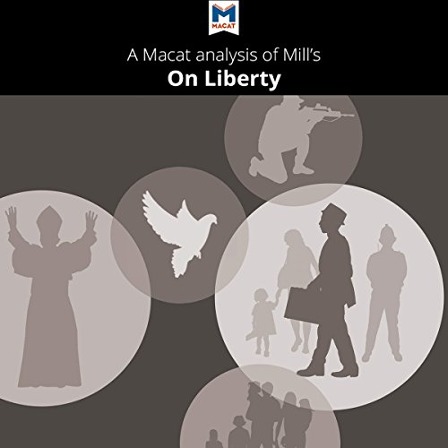 A Macat Analysis of John Stuart Mill's On Liberty audiobook cover art