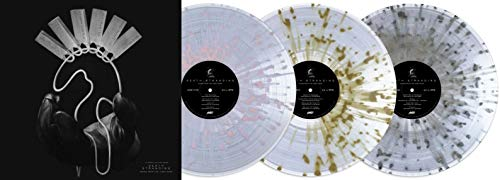 Death Stranding - Songs From The Video Game - Exclusive Limited Edition Clear With Silver/Brown/Pink...