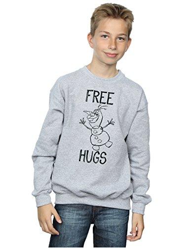 Disney Boys Frozen Olaf Free Hugs...