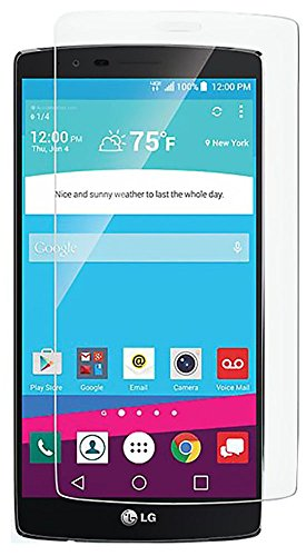 LG Nexus 4 Curved Tempered Glass Screen Protector by GAX, Ultimate Shield Protector, Scratch Free Screen Guard HD+ 9H Hardness Toughened Tempered Glass Screen Protector for LG Nexus 4