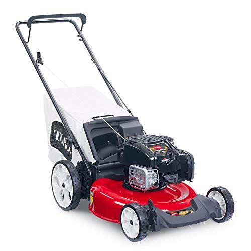 TORO 21in. High Wheel Push Mower