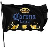 Dem Boswell Corona Extra Biergarten Flagge, Dekorationen Für Wohnkultur Haus Hof Outdoor Party Supplies 3X5 Foot (150 X 90 cm