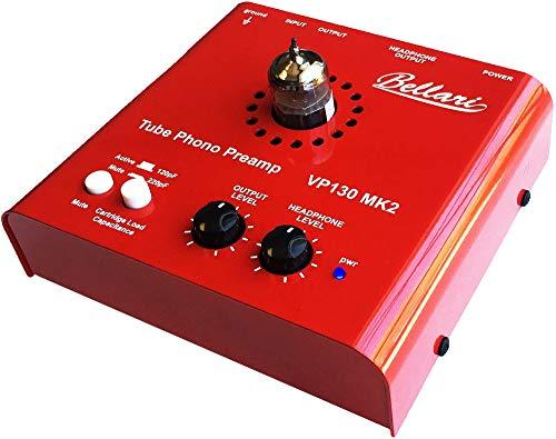 Bellari VP130 MK2 Tube Phono Preamp/Headphone Amplifier