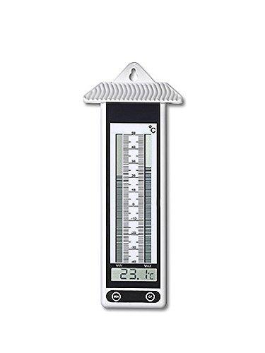 Möller-Therm Digital Minimum-Thermometer, 224x 90mm, weiß/schwarz