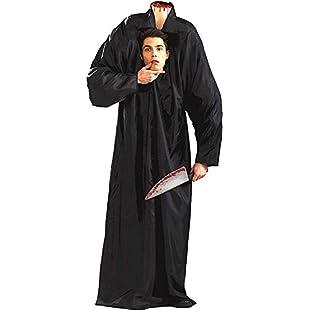 Headless Man Costume Fancy Dress