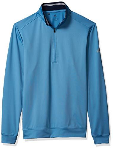 adidas Classic Club Sweatshirt Cuarto de Cremallera Hombre