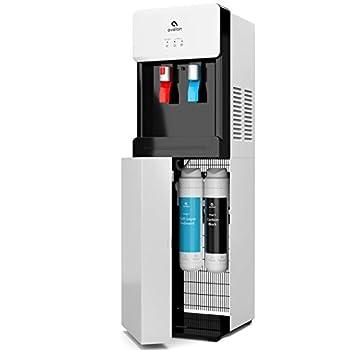 Avalon A7BOTTLELESS Self Cleaning Touchless Bottleless Cooler Dispenser-Hot & Cold Water Child Safety Lock UL/Energy Star White