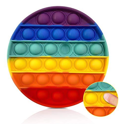 VCOSTORE Empuje Bubble Pop Sensory Fidget Toys Extrusion Bubble Fidget Juguetes sensoriales Estrés Anti-Ansiedad Alivio para niños Adultos
