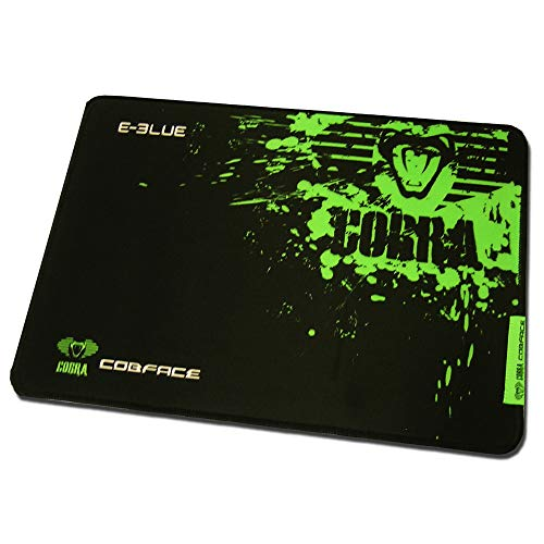 E-Blue Cobra Gaming Mouse Pad, Small, 11 x 9 Inches (EMP005-S)