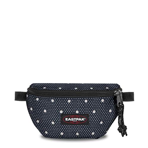 Eastpak Springer Riñonera Interior, 23 cm, 2 Liters, Negro (Little Dot)