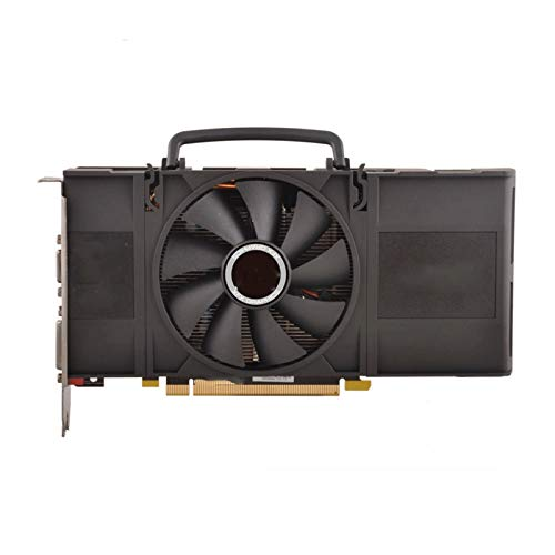 WSDSB Gaming Graphics Card Fit For XFX Video Card R7 260X 1GB 128Bit GDDR5...