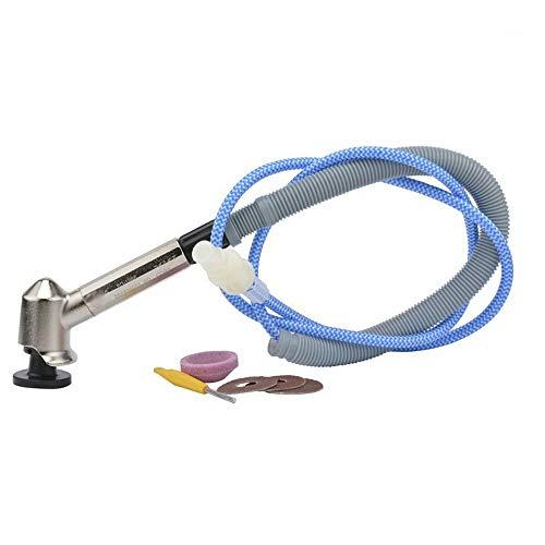 Haute résistance 45 ° Coude pneumatique vent Broyage, stylo-Sonomètre rectifieuse pneumatique Multifonction et Ergonomique