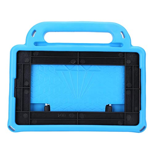 Table PC Protective Case Blue Soft Silicone Case for Galaxy Tab Tablets 10.1 Inch Drop Protection Shell for Watching TV and Films in Home o Office